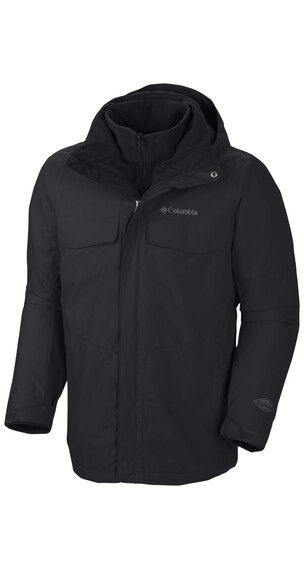 Columbia Bugaboo Interchange Jacket Men Black